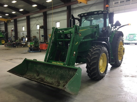 2015 John Deere 6175R Tractor For Sale