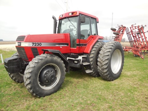 Tractor For Sale:  1994 Case IH 7230 , 188 HP