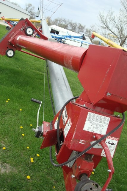 2009 Hutchinson 10x70 Auger-Portable For Sale