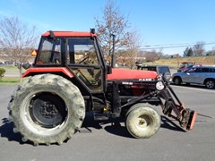 Tractor For Sale 1986 Case IH 1494 , 75 HP