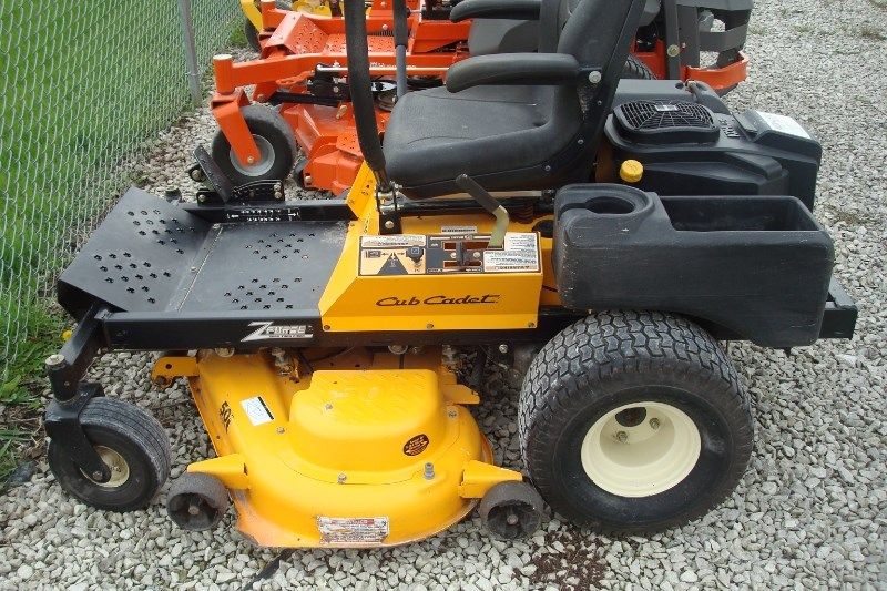 2008 Cub Cadet ZF 50 Riding Mower For Sale