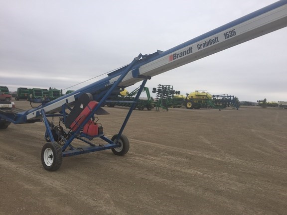 2008 Brandt 1535 Auger-Portable For Sale