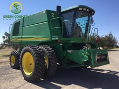 Combine For Sale 2004 John Deere 9860 STS