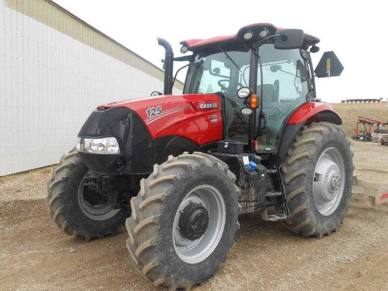 2015 Case IH 125MAX MC Tractor For Sale