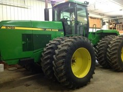 Tractor For Sale 1990 John Deere 8760 , 300 HP