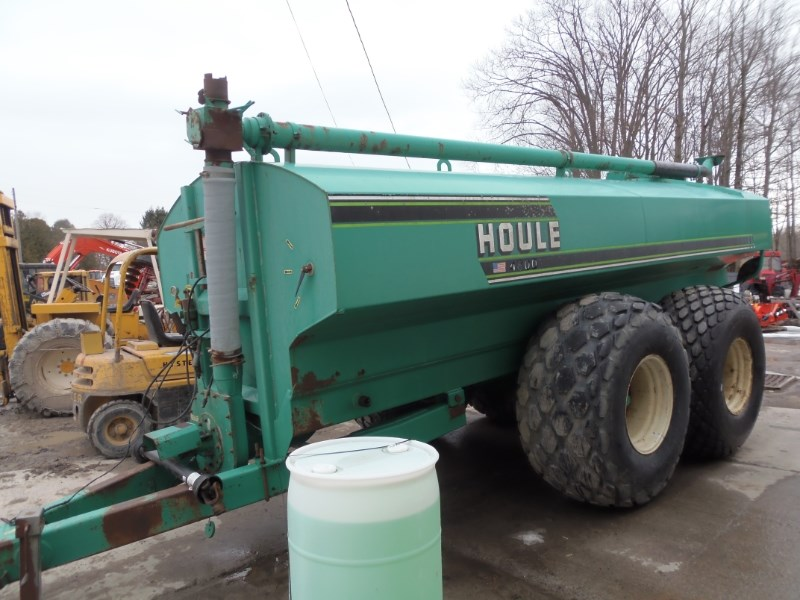 Houle EL54 Manure Spreader-Liquid/Pull Type For Sale
