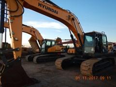 Excavator-Track  2016 Hyundai HX300L