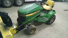 Riding Mower For Sale:  2006 John Deere X320 , 22 HP