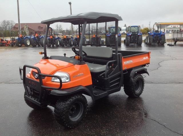 2004 Kubota RTV900G-K Utility Vehicle For Sale