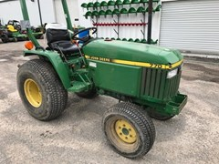 Tractor For Sale:  1997 John Deere 770 , 24 HP