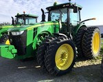 Tractor For Sale: 2016 John Deere 8320R, 320 HP