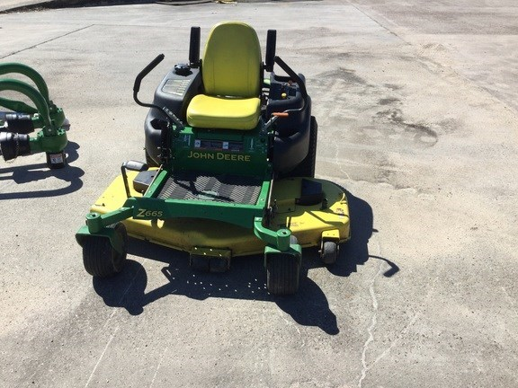 2012 John Deere Z665 Riding Mower For Sale