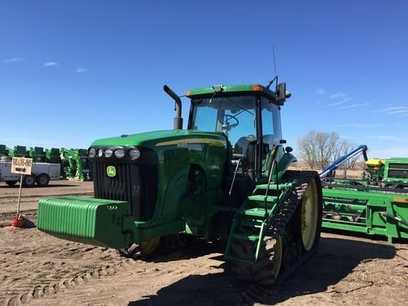 2002 John Deere 8320T Tractor For Sale