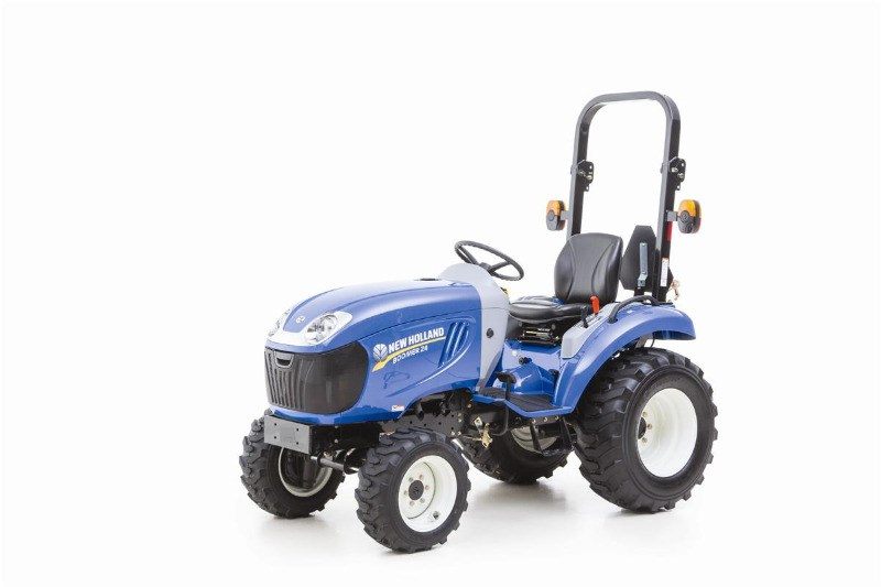 2016 New Holland BOOMER 24 Tractor - Compact For Sale