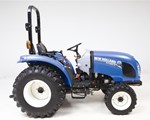 Tractor - Compact For Sale: 2016 New Holland BOOMER 37