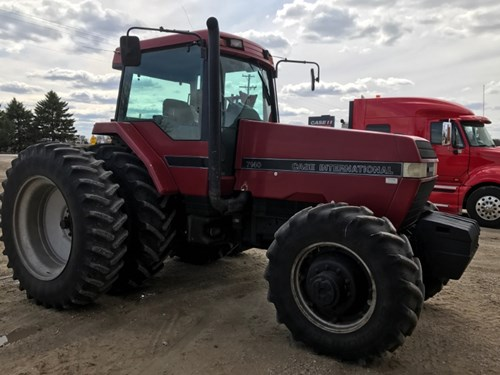 Tractor For Sale:  1992 Case IH 7140 , 216 HP