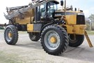 Fertilizer Spreader For Sale:  2011 RoGator 1396