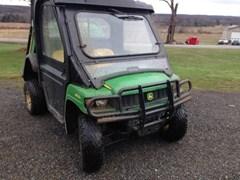 Utility Vehicle For Sale:  2009 John Deere XUV 850D GREEN