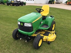 Riding Mower For Sale:  2012 John Deere X724 , 27 HP