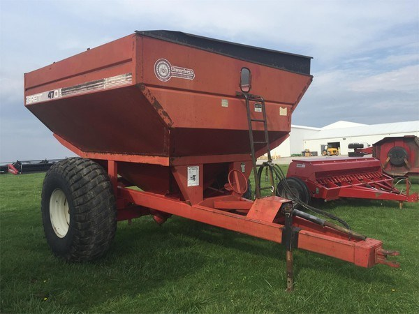 Brent 470 Grain Cart For Sale