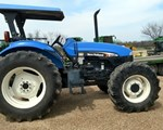 Tractor For Sale: 2006 New Holland TB120, 120 HP