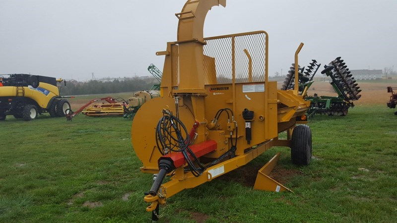 2013 Haybuster 2564 Bale Processor For Sale