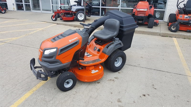2017 Husqvarna YT42DXLS Riding Mower For Sale