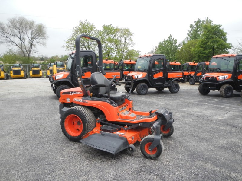 2016 Kubota ZD1021 Zero Turn Mower For Sale