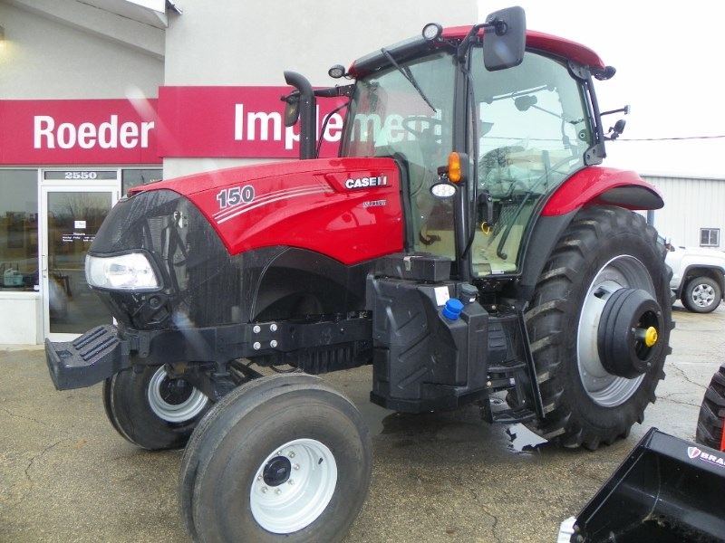 2017 Case IH 150 Tractor For Sale