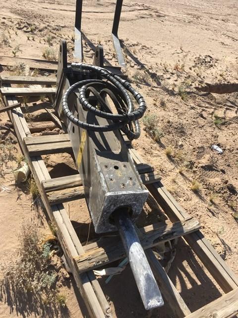 2017 Stanley MBX15E03 Hydraulic Hammer