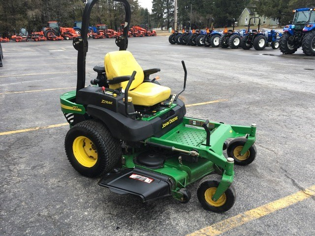 John Deere 757 Riding Mower For Sale