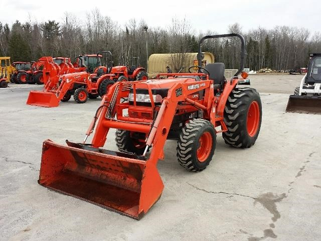 Kubota L3010HST Tractor For Sale