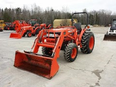 Tractor For Sale:   Kubota L3010HST