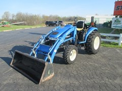 Tractor For Sale:  2003 New Holland TC40 , 40 HP