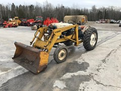 Tractor For Sale:   Ford 4000