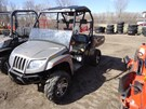 Utility Vehicle For Sale:  2012 Arctic Cat PROWLER