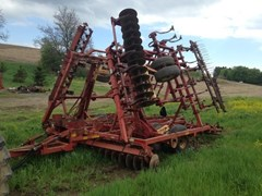 Field Cultivator For Sale 1998 Krause 3100