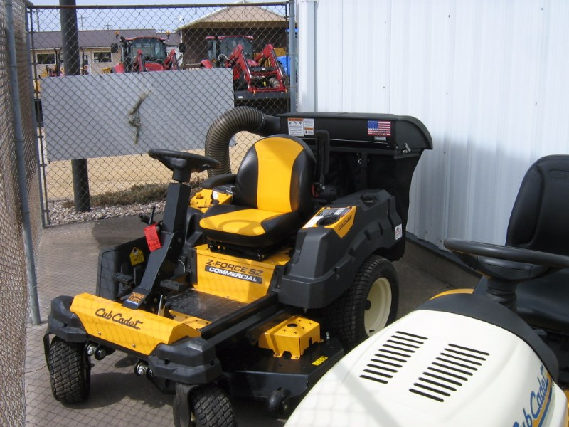 Cub Cadet ZF SZ48 Comm Zero Turn Mower For Sale