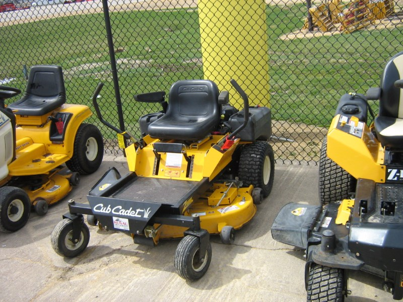 Cub Cadet Z Force 44 Riding Mower For Sale