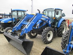 Tractor For Sale 2015 New Holland T4.100 , 99 HP