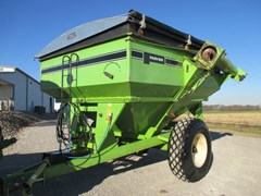 Grain Cart For Sale:  Parker 4500
