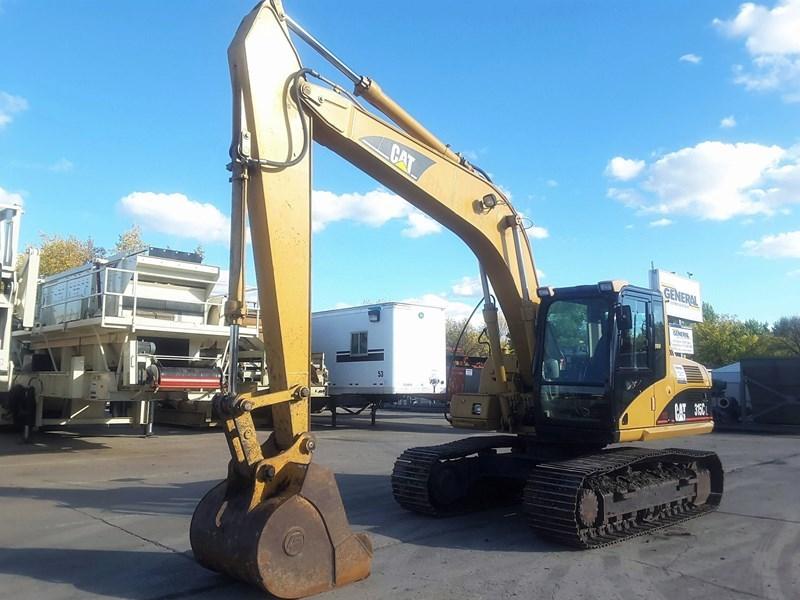 2004 Caterpillar 315C Excavator For Sale