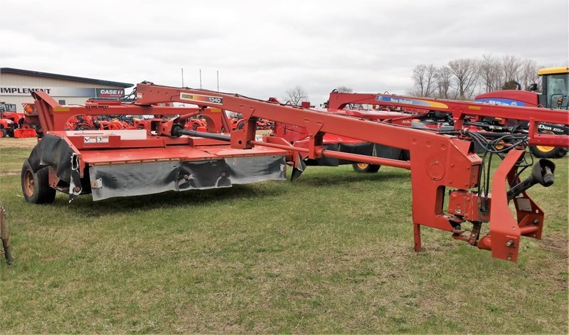 Hesston 1340 Mower Conditioner For Sale