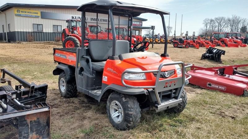 2011 Kubota Rtv900 : Kubota rtv utility vehicle for sale kunau
