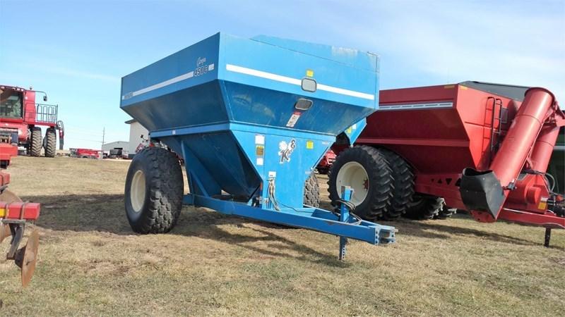 Kinze 450C Grain Cart For Sale