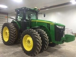 2012 John Deere 8310R Tractor For Sale