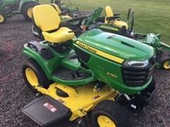 Riding Mower For Sale 2015 John Deere X750