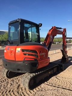Excavator-Track :  Kubota KX040-4R3