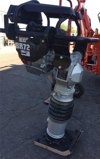 Bobcat BR72 Compactor-Jumping Jack