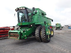 Combine For Sale 2003 John Deere STS9660